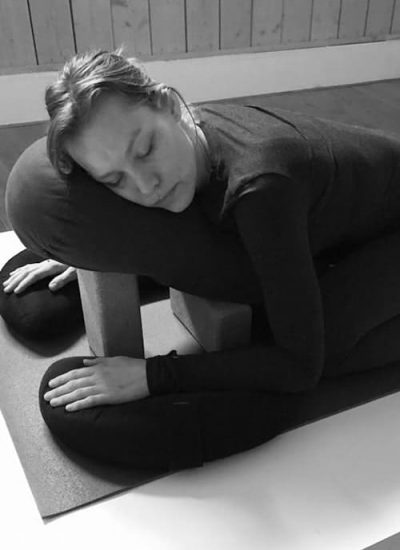 Sai Mithra Yoga docent Roos Vonk